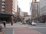 Transit oriented development in Ballston Commons Virginia